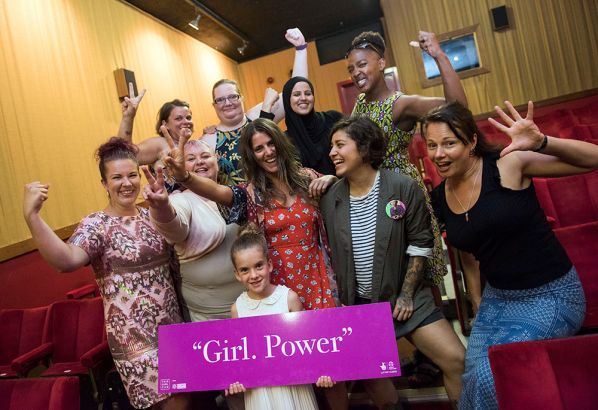 Last night saw the premiere of the brand new This Girl Can Nottingham documentary, showcasing local women and their journeys to be coming more active.