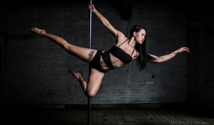 I never anticipated the social, emotional and psychological benefits that pole fitness brought in to my life.